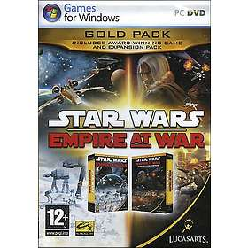 Star Wars: Empire at War - Gold Pack (PC)