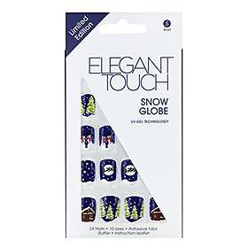 Elegant Touch False Nails 24-pack