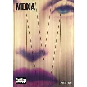 Madonna - MDNA Tour Deluxe (3-Disc)