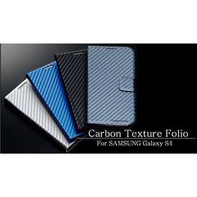 Cooler Master Carbon Texture Folio for Samsung Galaxy S4