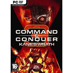 Command & Conquer 3: Kane's Wrath (Expansion) (PC)