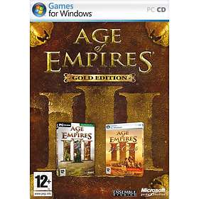 Age of Empires III - Gold Edition (PC)