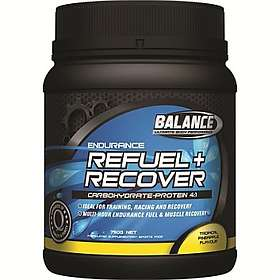 Balance Sports Nutrition Refuel + Recover 0.75kg