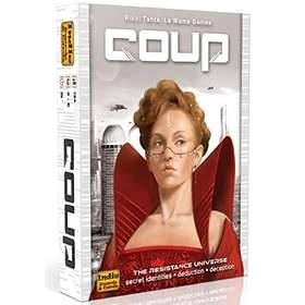 Indie The Resistance: Coup