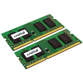 Crucial SO-DIMM DDR3 1333MHz Apple 2x4GB (CT2K4G3S1339M)