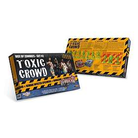 Guillotine Games Zombicide: Box of Zombies Set #2: Toxic Crowd (exp.)