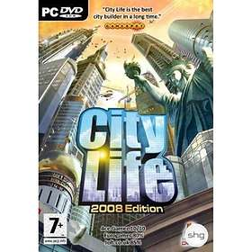 City Life Edition 2008 (PC)