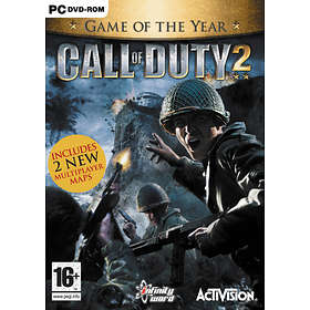 Call of Duty 2 - Game of the Year Edition (PC)