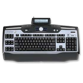 LOGITECH KEYBOARD G15 DOWNLOAD DRIVER