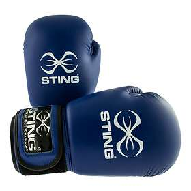 Sting Sports Competition Leather Boxing Gloves