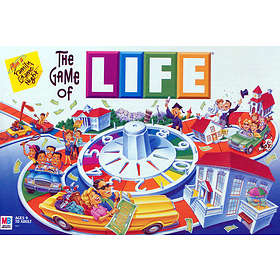 Hasbro The Game Of Life: Classic Vacation Edition