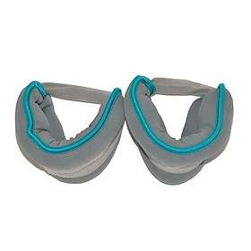 The Naked Gym Wrist/Ankle Weights 2x2kg