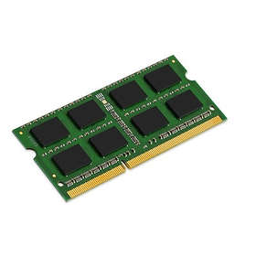 Kingston ValueRAM SO-DIMM DDR3 1600MHz 2GB (KVR16LS11S6/2)
