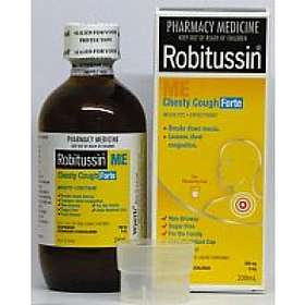 Pfizer Robitussin Chesty Cough Forte Elixir 200ml