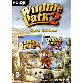 Wildlife Park 2 - Gold Edition (PC)