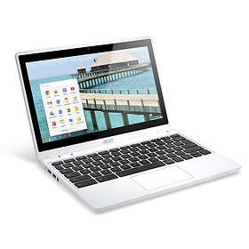 Find The Best Price On Acer Chromebook C720p 29554g01aww Nx Mkesa
