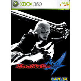 Devil May Cry 4 - Collector's Edition (Xbox 360)