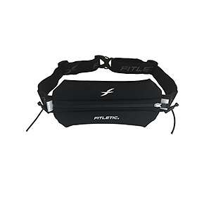 Fitletic Neoprene Single Pouch W/ Race Number Holder