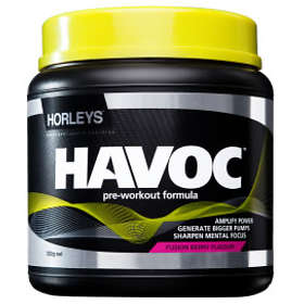 Horleys Havoc Pre-workout 0.33kg