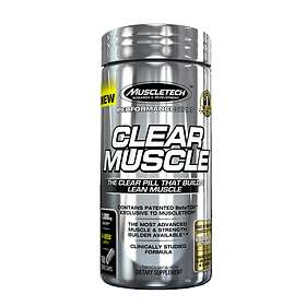 MuscleTech Clear Muscle 168 Capsules