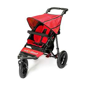 Out n About V4 Nipper 360 - Single (Pushchair)