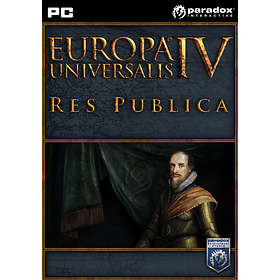 Europa Universalis IV: Res Publica (Expansion) (PC)