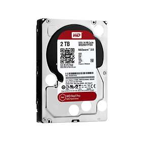 WD Red Pro WD2001FFSX 64MB 2TB