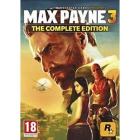 Max Payne 3 - Complete Edition (PC)