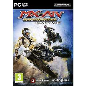 MX vs ATV: Supercross - Encore Edition (PC)