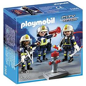 Playmobil City Action 5366 Fire Rescue Crew