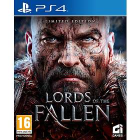 Lords of the Fallen - Limited Edition (PS4)