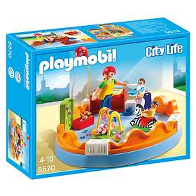 Playmobil City Life 5570 Playgroup