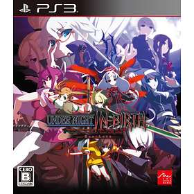 Under Night In-Birth Exe:Late (PS3)