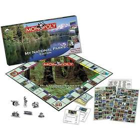 Monopoly: My National Parks