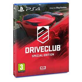DriveClub - Special Edition (PS4)