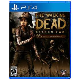 The Walking Dead: The Game - Season Two (PS4)