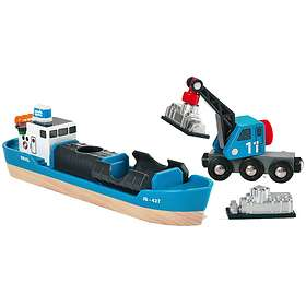 BRIO Containerfartyg 33534