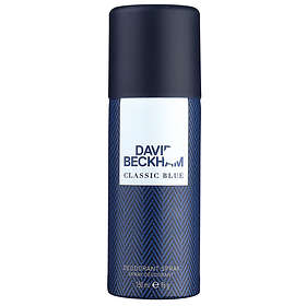 David Beckham Classic Blue Deo Spray 150ml