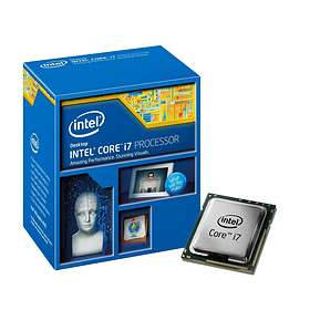 Intel Core i7 5820K 3.3GHz Socket 2011-3 Box without Cooler