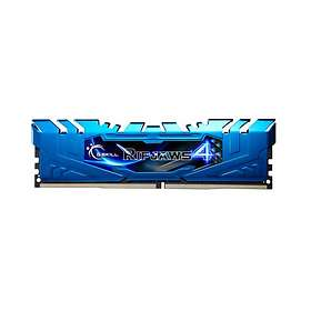 G.Skill Ripjaws 4 Blue DDR4 2400MHz 4x4GB (F4-2400C15Q-16GRB)