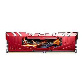 G.Skill Ripjaws 4 Red DDR4 2400MHz 4x4GB (F4-2400C15Q-16GRR)
