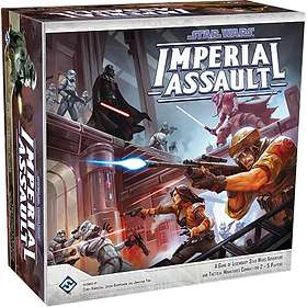 Fantasy Flight Games Star Wars: Imperial Assault