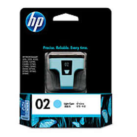 HP 02 (Light Cyan)