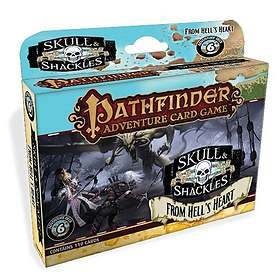 Pathfinder Adventure Card Game: Skull & Shackles - From Hell's Heart