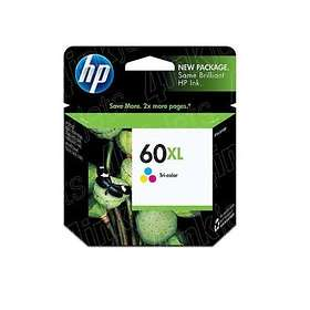 HP 60XL (3-Colour)