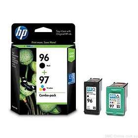 HP 96 (Black) + 97 (3-Colour)