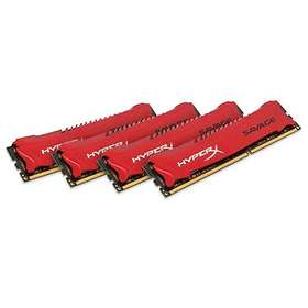 Kingston HyperX Savage DDR3 1600MHz 4x8GB (HX316C9SRK4/32)