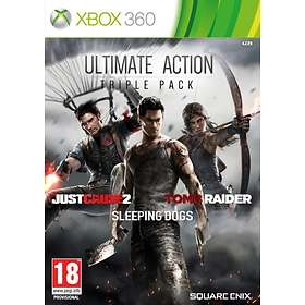 Ultimate Action - Triple Pack (Xbox 360)