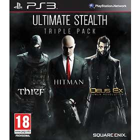 Ultimate Stealth - Triple Pack (PS3)