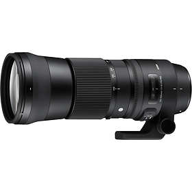 Sigma 150-600/5.0-6.3 DG OS HSM Contemporary for Canon